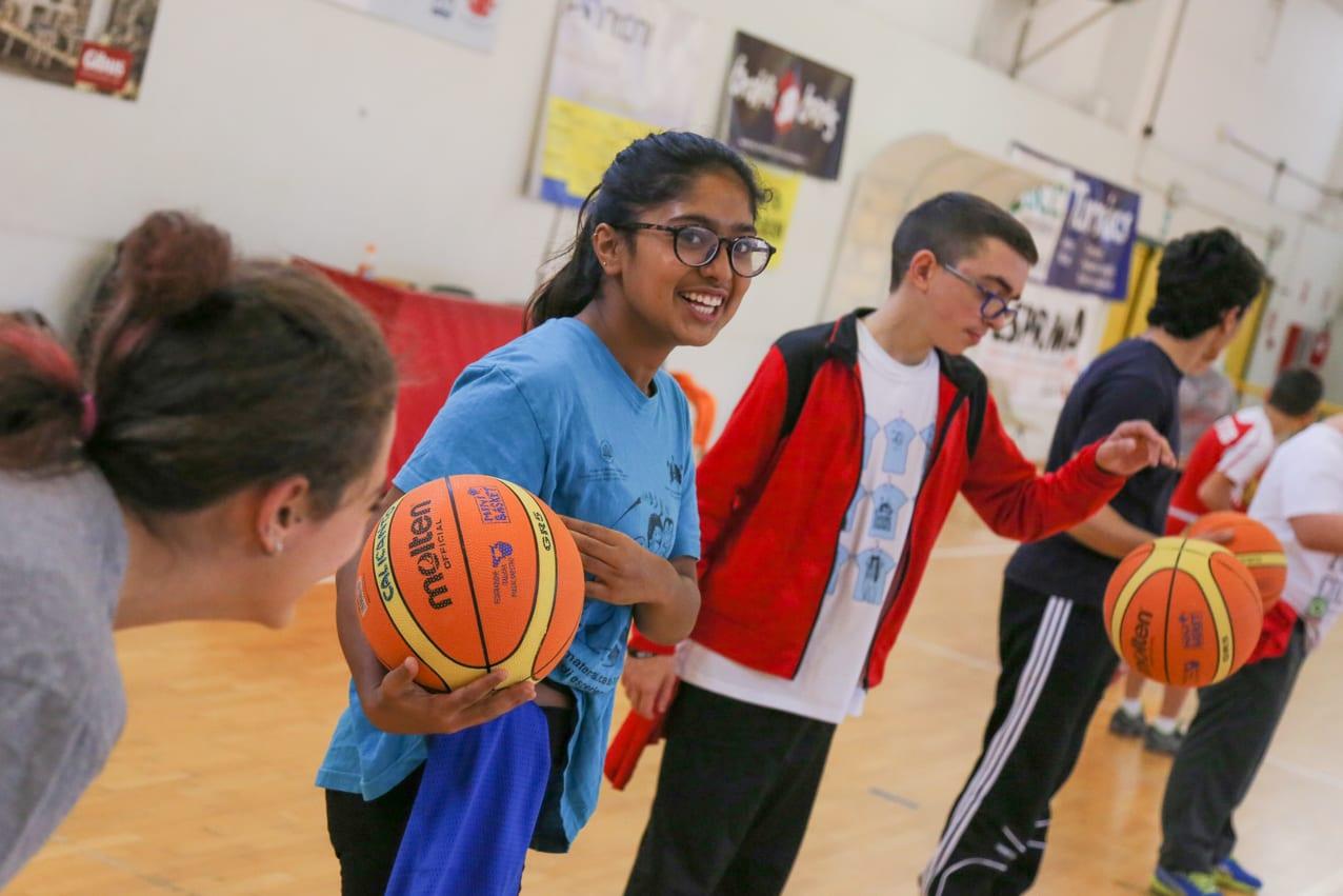 Attività pallacanestro Monfalcone-19