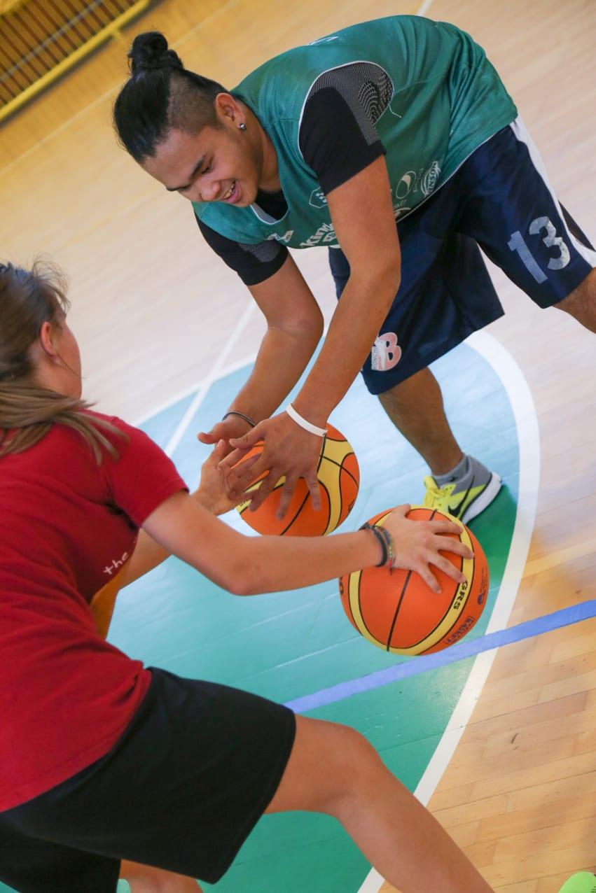 Attività pallacanestro Monfalcone-2