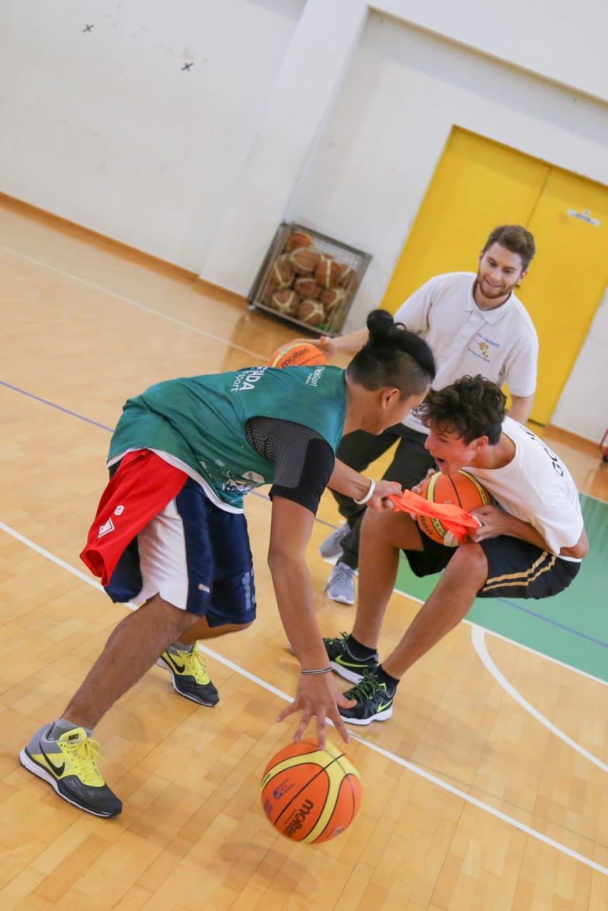 Attività pallacanestro Monfalcone-21