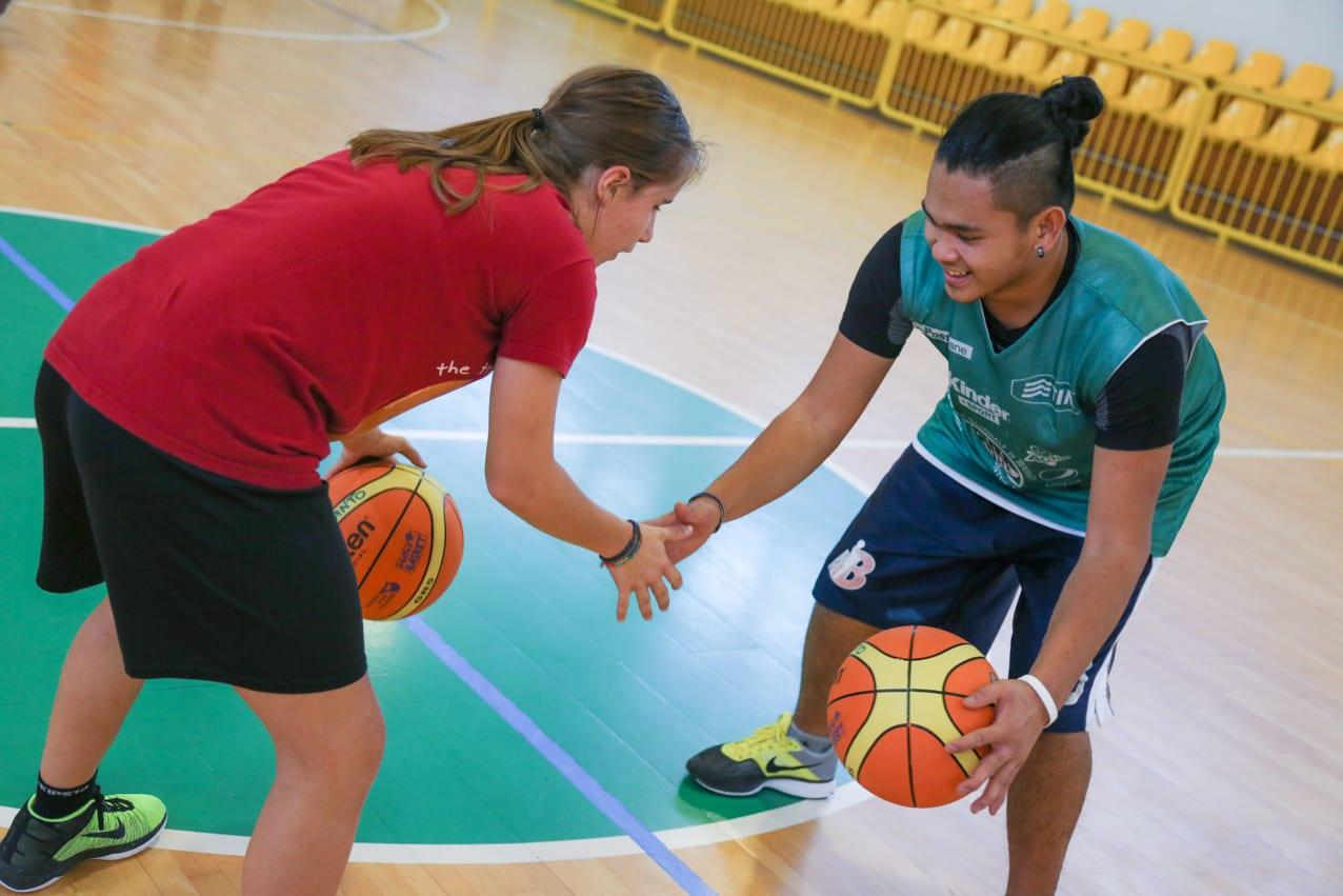 Attività pallacanestro Monfalcone-3