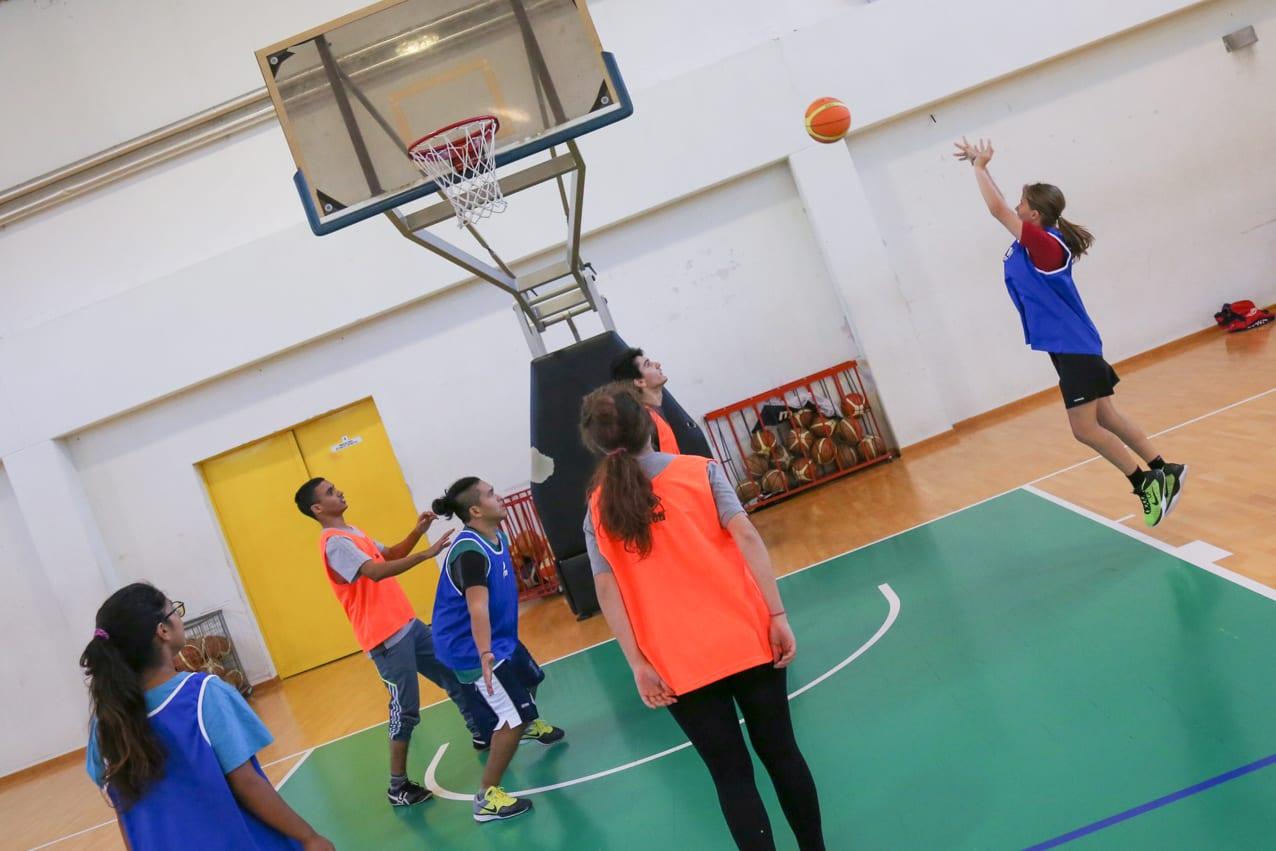 Attività pallacanestro Monfalcone-33