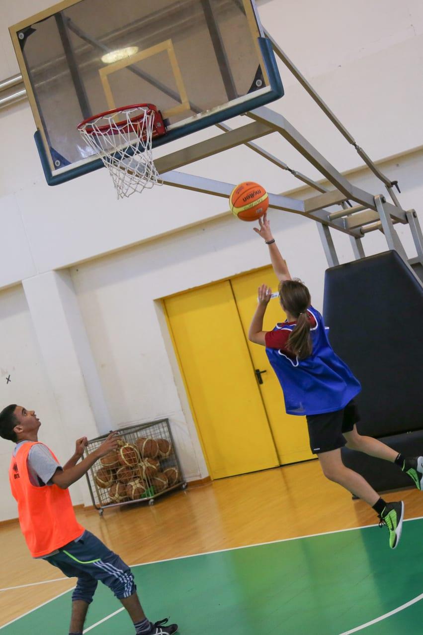 Attività pallacanestro Monfalcone-38