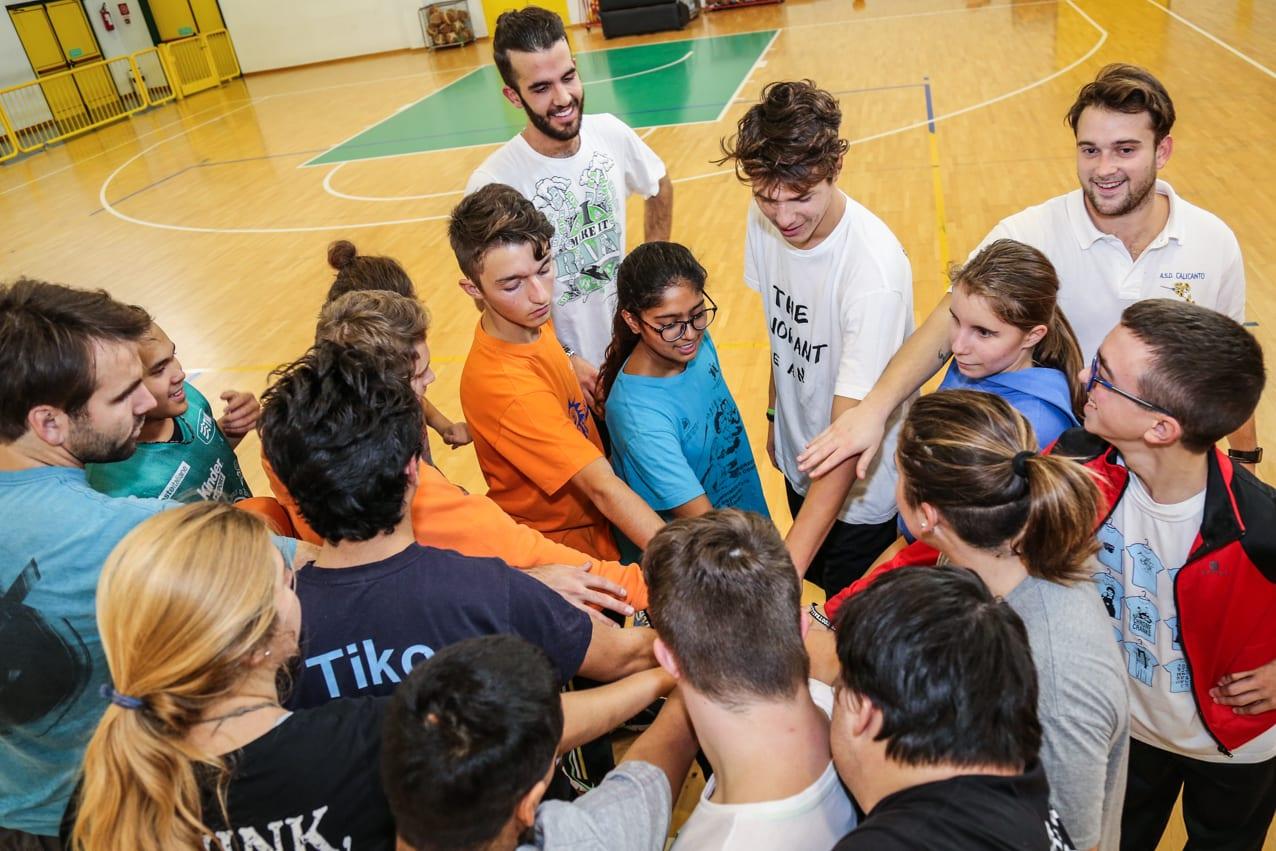 Attività pallacanestro Monfalcone-54