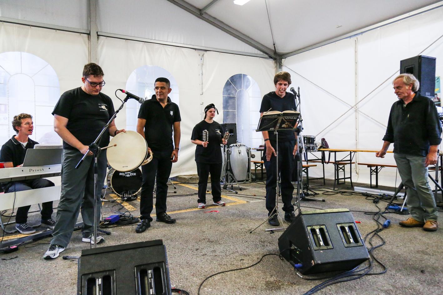 Calicando Band @ Sagra delle Raze 05_09_2016 (18)