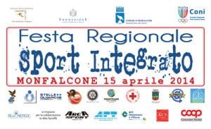 Festa Regionale dello Sport Integrato 2014